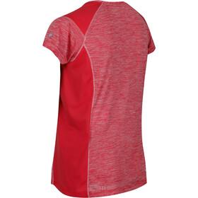 Regatta Breakbar V Camiseta Mujer, red sky